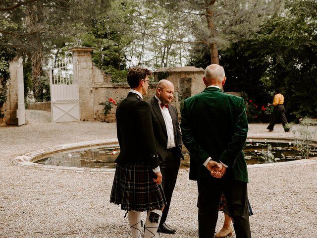 Le mariage de James et Cornelia à Pézenas, Hérault 22