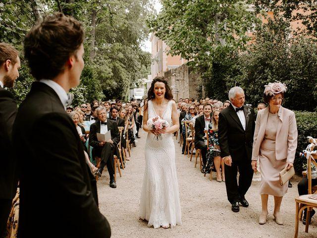 Le mariage de James et Cornelia à Pézenas, Hérault 25