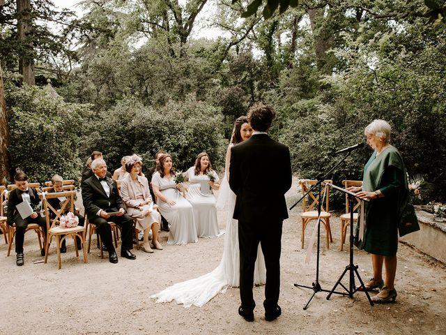 Le mariage de James et Cornelia à Pézenas, Hérault 26