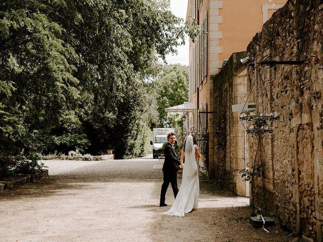 Le mariage de James et Cornelia à Pézenas, Hérault 32