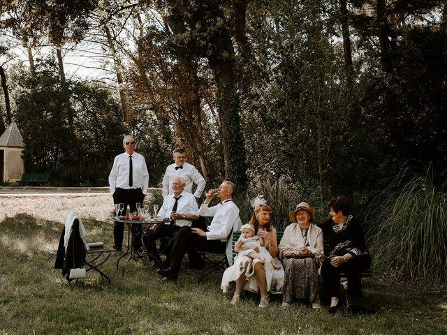 Le mariage de James et Cornelia à Pézenas, Hérault 36