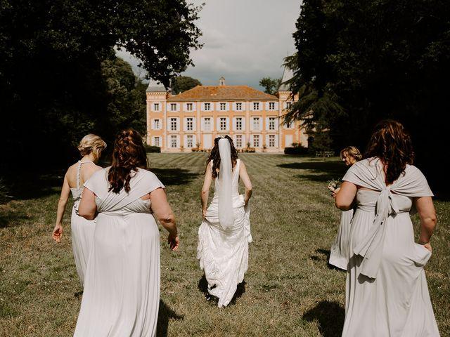 Le mariage de James et Cornelia à Pézenas, Hérault 39