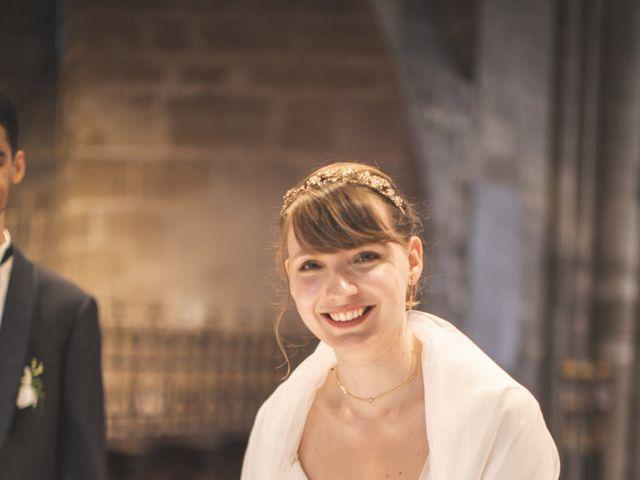 Le mariage de Abi et Guillaume à Auvers-sur-Oise, Val-d'Oise 15