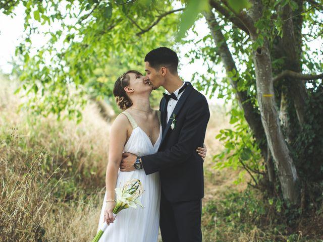 Le mariage de Abi et Guillaume à Auvers-sur-Oise, Val-d'Oise 18