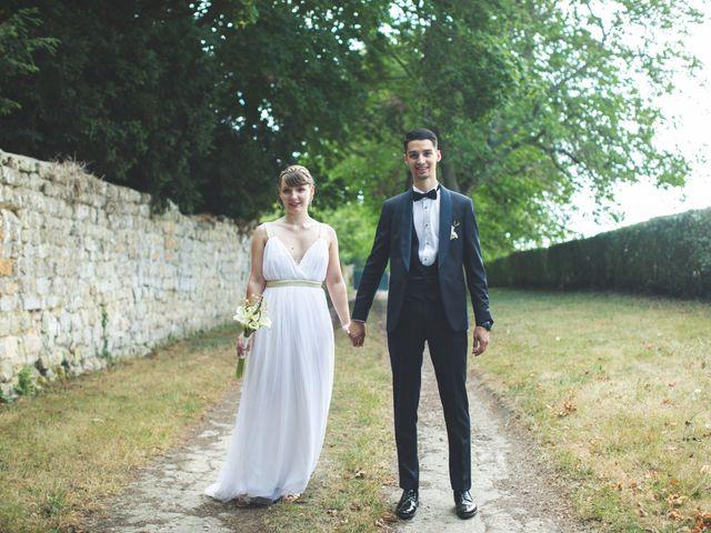 Le mariage de Abi et Guillaume à Auvers-sur-Oise, Val-d'Oise 19