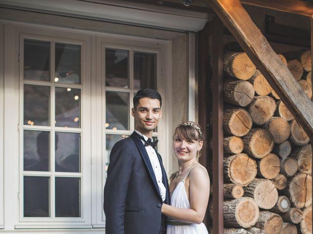 Le mariage de Abi et Guillaume à Auvers-sur-Oise, Val-d'Oise 20