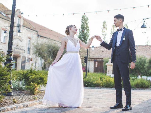 Le mariage de Abi et Guillaume à Auvers-sur-Oise, Val-d'Oise 21