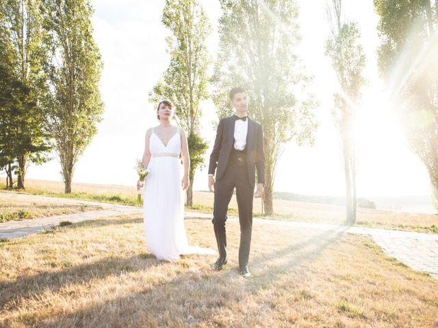 Le mariage de Guillaume et Abi