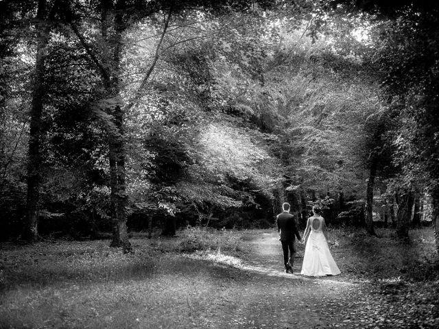 Le mariage de Sébastien et Amélie à Vouillé, Vienne 36