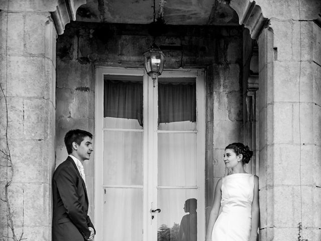 Le mariage de Sébastien et Amélie à Vouillé, Vienne 38