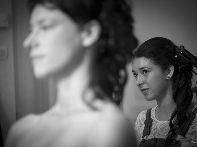 Le mariage de Julien et Laëtitia à Renage, Isère 2