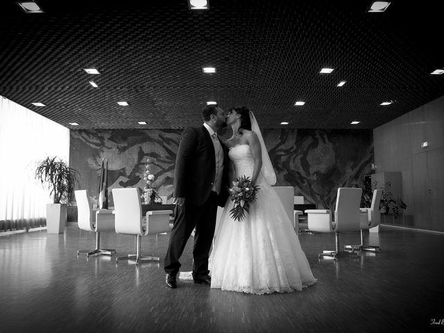 Le mariage de Julien et Laëtitia à Renage, Isère 9