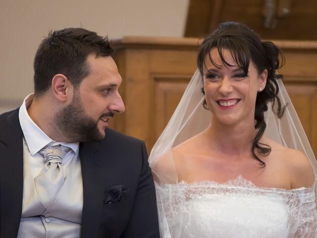 Le mariage de Julien et Laëtitia à Renage, Isère 11
