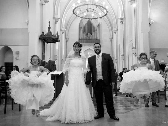 Le mariage de Julien et Laëtitia à Renage, Isère 12