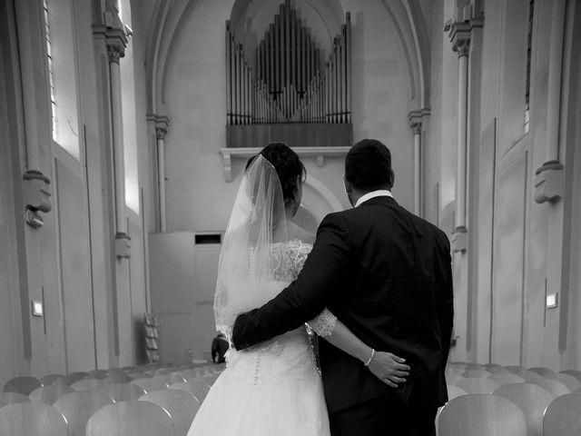 Le mariage de Julien et Laëtitia à Renage, Isère 13