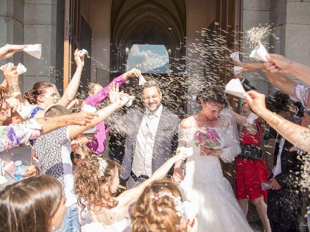 Le mariage de Julien et Laëtitia à Renage, Isère 14