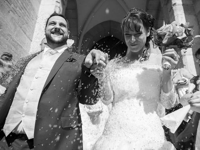 Le mariage de Julien et Laëtitia à Renage, Isère 1