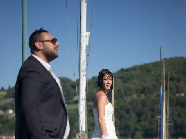 Le mariage de Julien et Laëtitia à Renage, Isère 18