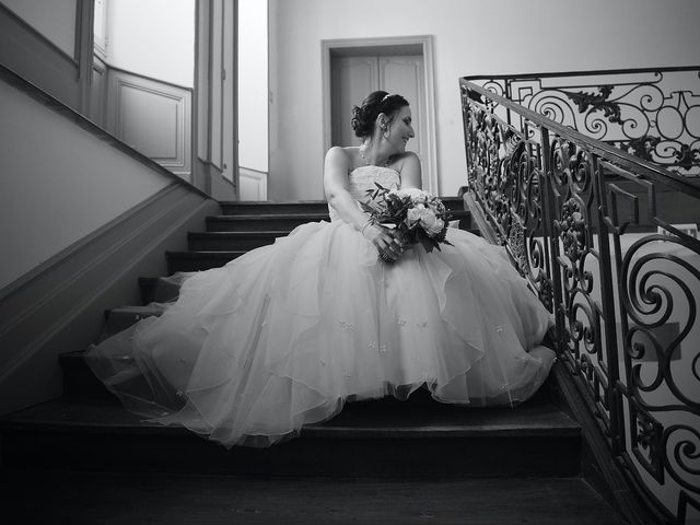 Le mariage de Florient et Angelique à Auch, Gers 15