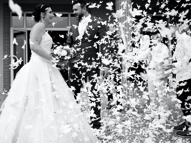 Le mariage de Florient et Angelique à Auch, Gers 16