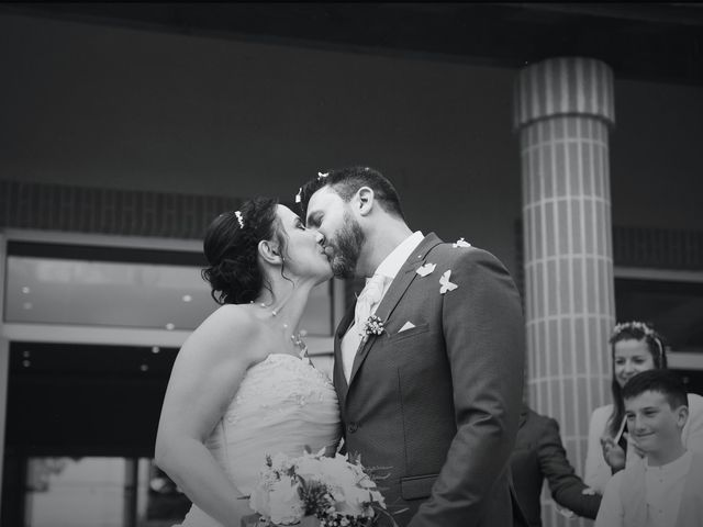 Le mariage de Florient et Angelique à Auch, Gers 17
