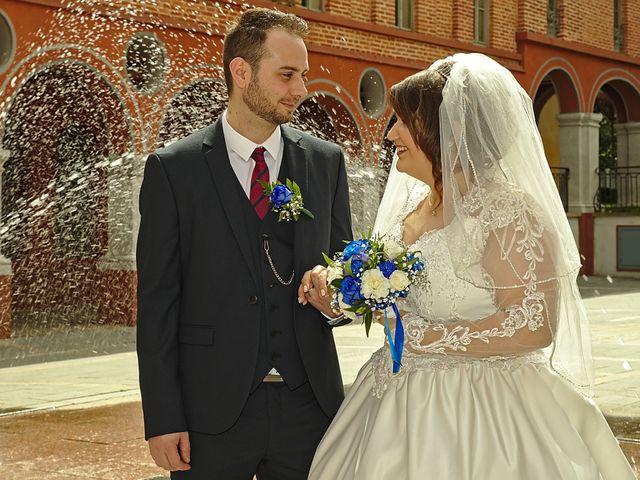 Le mariage de Florian et Rose à Saint-Chamond, Loire 6