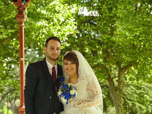 Le mariage de Florian et Rose à Saint-Chamond, Loire 9