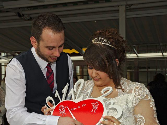 Le mariage de Florian et Rose à Saint-Chamond, Loire 15