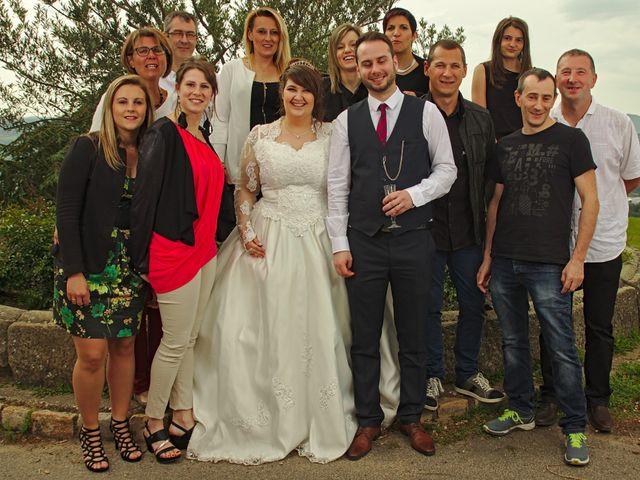 Le mariage de Florian et Rose à Saint-Chamond, Loire 17
