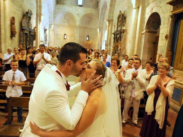 Le mariage de Romain et Amandine à Espira-de-l'Agly, Pyrénées-Orientales 35
