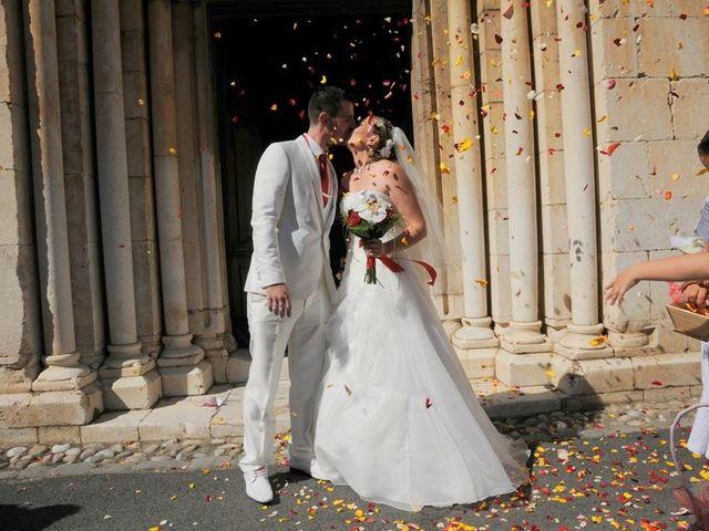 Le mariage de Romain et Amandine à Espira-de-l'Agly, Pyrénées-Orientales 36