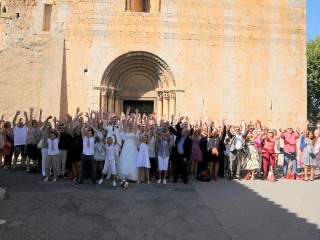 Le mariage de Romain et Amandine à Espira-de-l'Agly, Pyrénées-Orientales 37