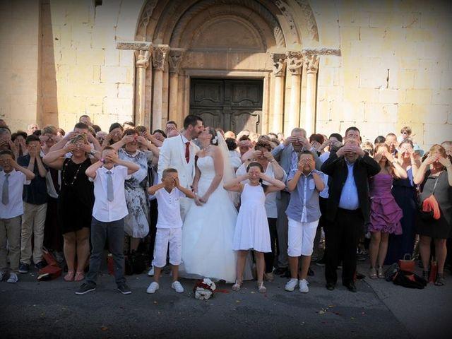 Le mariage de Romain et Amandine à Espira-de-l'Agly, Pyrénées-Orientales 38