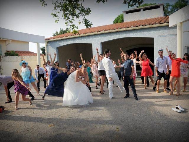 Le mariage de Romain et Amandine à Espira-de-l'Agly, Pyrénées-Orientales 48