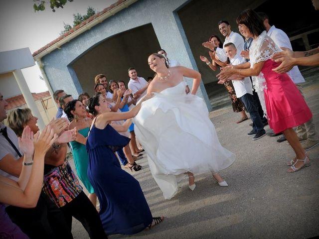 Le mariage de Romain et Amandine à Espira-de-l'Agly, Pyrénées-Orientales 49