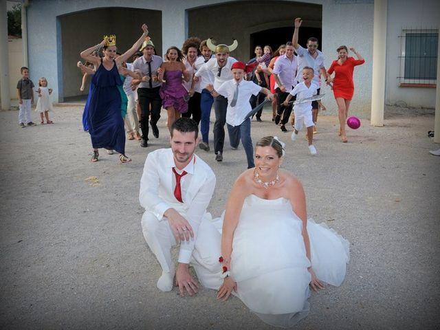Le mariage de Romain et Amandine à Espira-de-l'Agly, Pyrénées-Orientales 52
