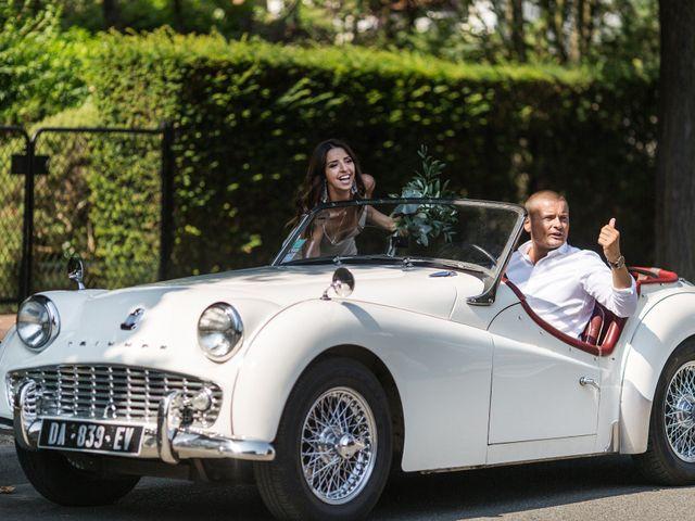 Le mariage de Guillaume et Sandra à Saint-Geneys-près-Saint-Paulien, Haute-Loire 4
