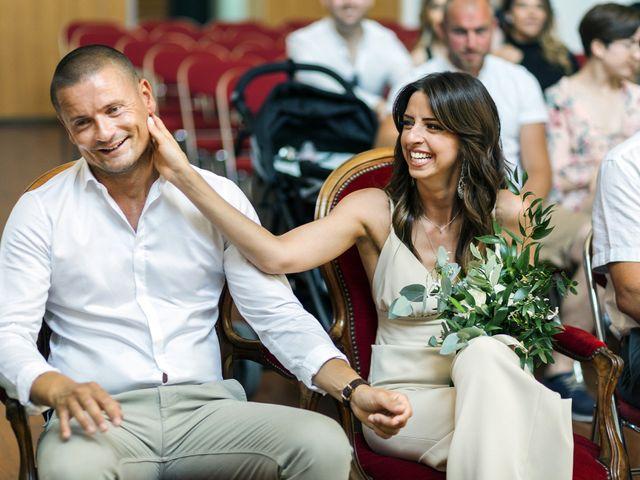 Le mariage de Guillaume et Sandra à Saint-Geneys-près-Saint-Paulien, Haute-Loire 7