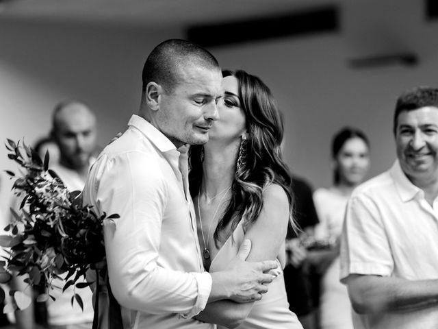 Le mariage de Guillaume et Sandra à Saint-Geneys-près-Saint-Paulien, Haute-Loire 9
