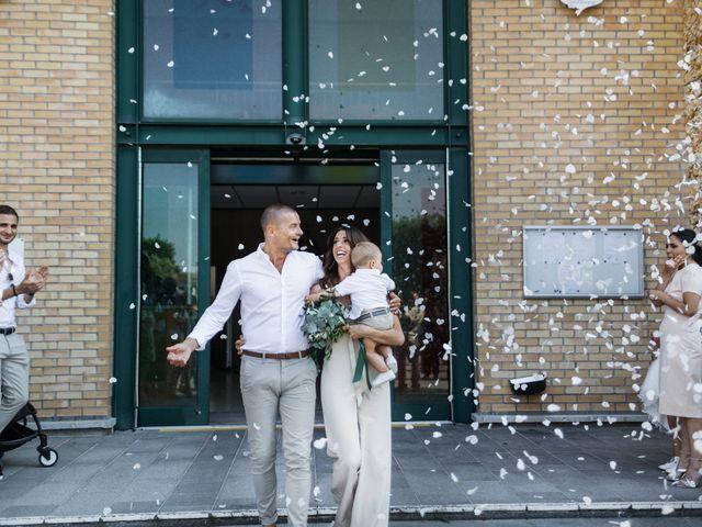 Le mariage de Guillaume et Sandra à Saint-Geneys-près-Saint-Paulien, Haute-Loire 10