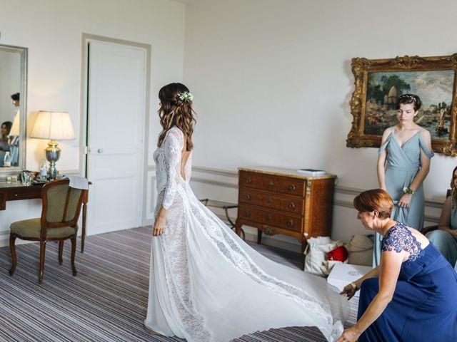 Le mariage de Guillaume et Sandra à Saint-Geneys-près-Saint-Paulien, Haute-Loire 29