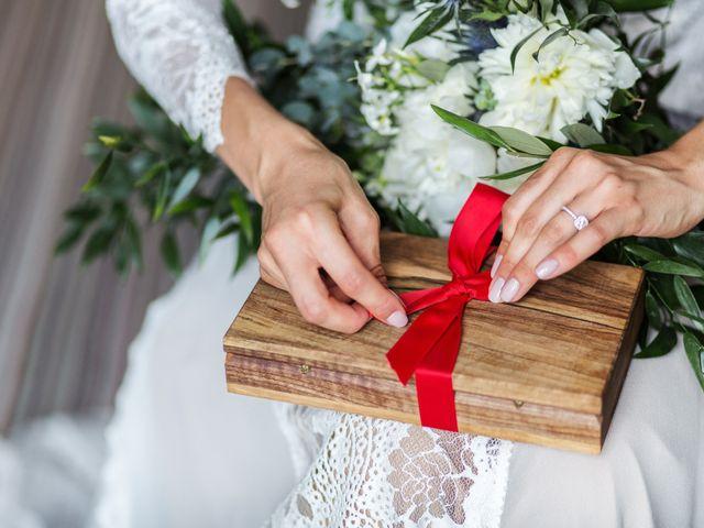 Le mariage de Guillaume et Sandra à Saint-Geneys-près-Saint-Paulien, Haute-Loire 35