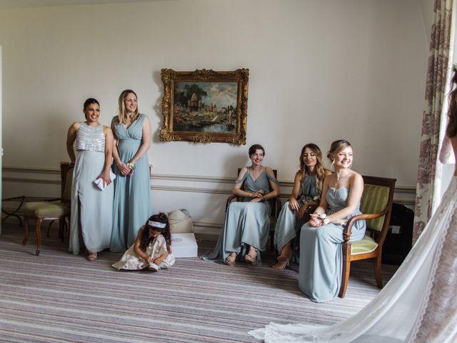 Le mariage de Guillaume et Sandra à Saint-Geneys-près-Saint-Paulien, Haute-Loire 37