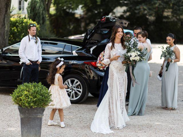 Le mariage de Guillaume et Sandra à Saint-Geneys-près-Saint-Paulien, Haute-Loire 42
