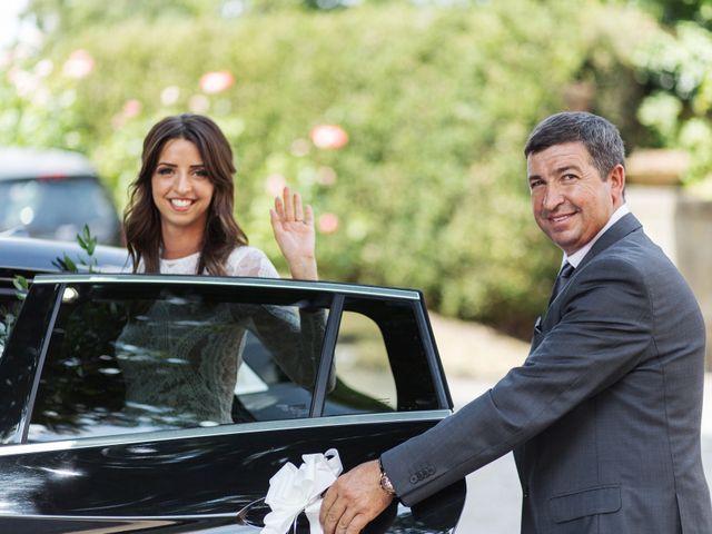 Le mariage de Guillaume et Sandra à Saint-Geneys-près-Saint-Paulien, Haute-Loire 43