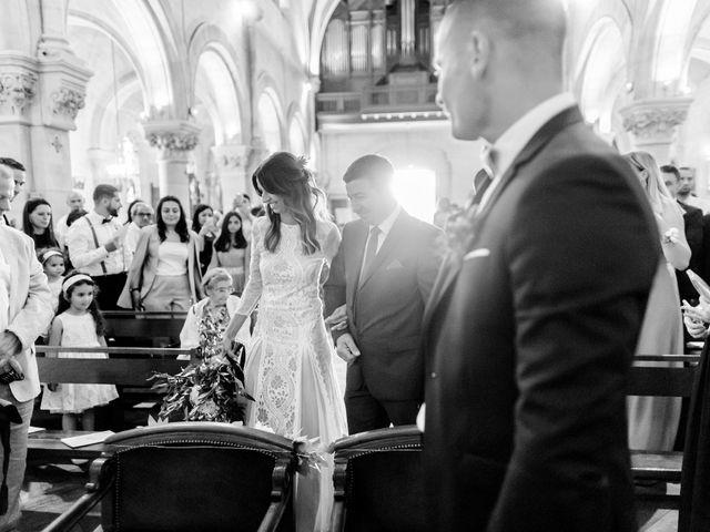 Le mariage de Guillaume et Sandra à Saint-Geneys-près-Saint-Paulien, Haute-Loire 60