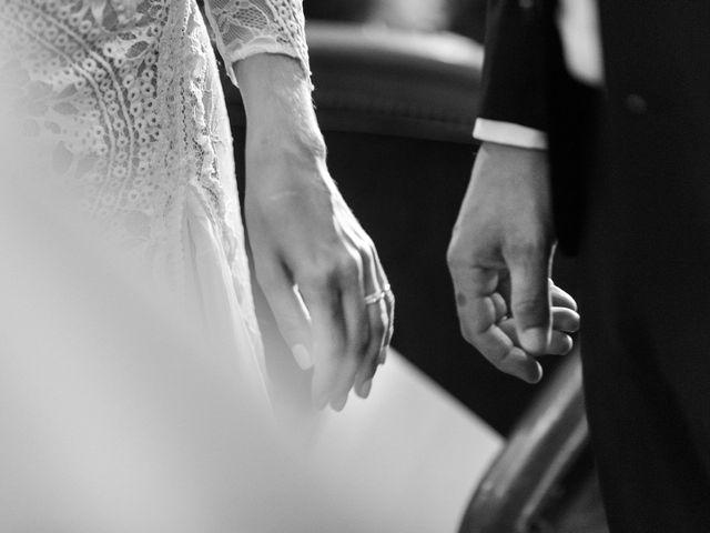 Le mariage de Guillaume et Sandra à Saint-Geneys-près-Saint-Paulien, Haute-Loire 63