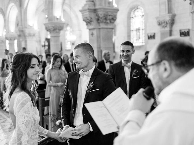 Le mariage de Guillaume et Sandra à Saint-Geneys-près-Saint-Paulien, Haute-Loire 69