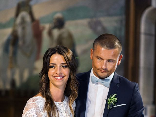 Le mariage de Guillaume et Sandra à Saint-Geneys-près-Saint-Paulien, Haute-Loire 74