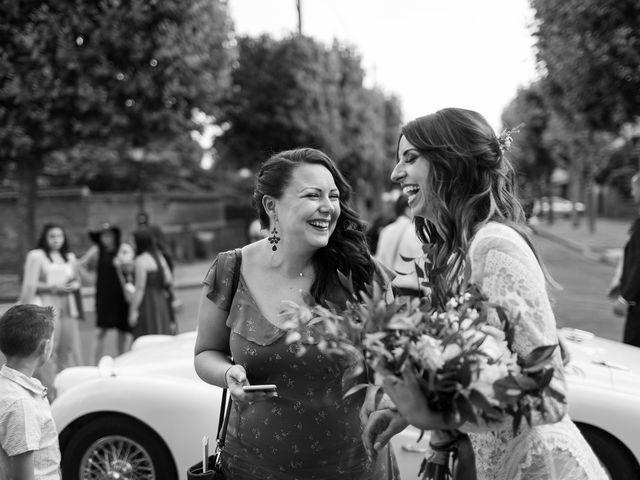 Le mariage de Guillaume et Sandra à Saint-Geneys-près-Saint-Paulien, Haute-Loire 87